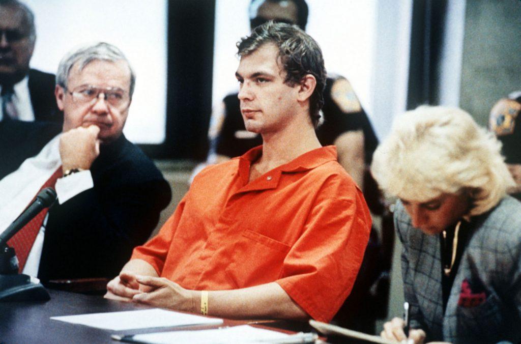 Jeffrey dahmer courtroom