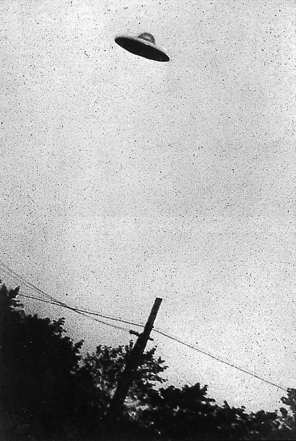 UFO sightings in 1952.