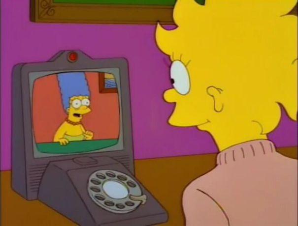 Lisa Calling marge
