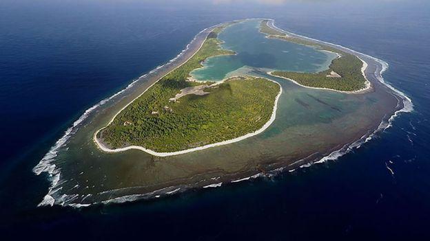 Nukumaroro Island