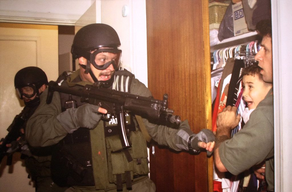 Federal agents raided the house on April 22nd and seized Elian.