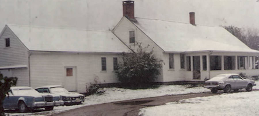 Perron House